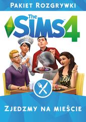 The Sims 4 Zjedzmy na mieście DLC (PC) PL klucz Origin