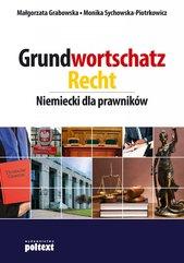 Grundwortschatz Recht. Niemiecki dla prawników