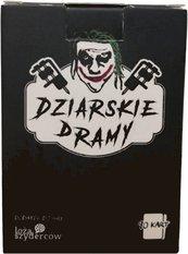 Loża szyderców: Dziarskie dramy (Gra Karciana)