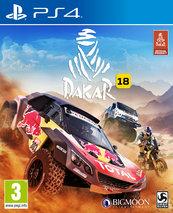 Dakar 18 (PS4) + BONUS!