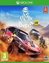 Dakar 18 (XOne) + BONUS!