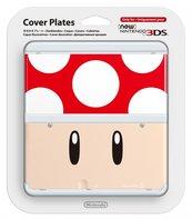 Wymienna nakładka New 3 DS Toad Red (3DS)