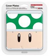 Wymienna nakładka New 3 DS Toad Green (3DS)