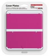 Wymienna nakładka New 3 DS Plain Pink (3DS)