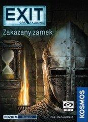 EXIT: Gra tajemnic - Zakazany zamek (Gra Karciana)
