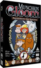 Munchkin Gloom (edycja polska) (Gra Karciana)