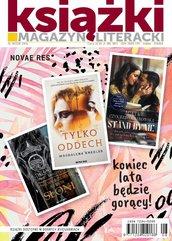 Magazyn Literacki Książki 8/2018