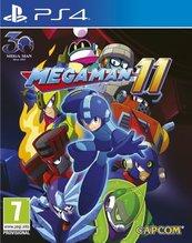Mega Man 11 (PS4) + BONUS!