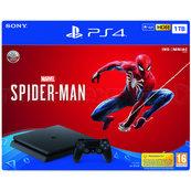 Konsola PlayStation 4 Slim 1TB + Marvel's Spider-Man + gra-niespodzianka