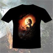 Koszulka cosplay Lara - edycja numerowana - M