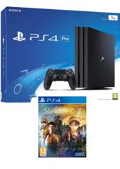 Konsola PlayStation 4 Pro 1TB + Shenmue 1&2