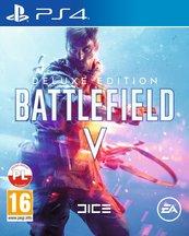 Battlefield V (PS4) Edycja Deluxe PL