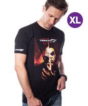 Tekken 7 Cover Art T-shirt XL