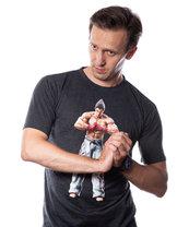 Tekken 7 Kaz T-shirt S + kubek Space Invaders