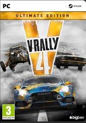 V-rally 4 Ultimate Edition (PC) PL DIGITAL + BONUS