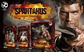 Zestaw Spartakus + Węże i wilki + Widmo śmierci