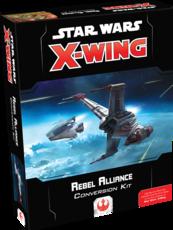 X-Wing 2nd ed.: Rebel Alliance Conversion Kit (Gra Figurkowa)