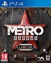 Metro Exodus Aurora Edition (PS4)