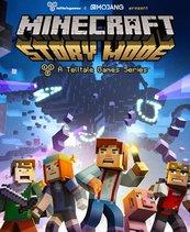 Minecraft Storymode Telltale Series (PC) DIGITÁLIS