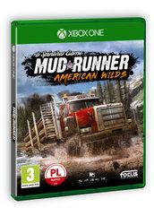 Spintires: MudRunner American Wilds Edition (XOne) PL
