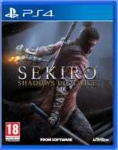 Sekiro: Shadows Die Twice Edycja Kolekcjonerska (PS4)
