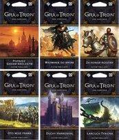 Gra o tron Cykl Wojny pięciu królów 6 dodatków