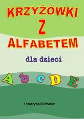 Krzyżówki z alfabetem dla dzieci