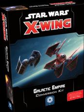 X-Wing 2nd ed.: Galactic Empire Conversion Kit (Gra Figurkowa)