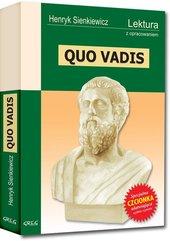 Quo Vadis z opracowaniem Henryk Sienkiewicz