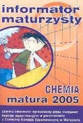 Chemia Matura 2005