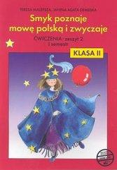 Smyk poznaje mowę polską i zwyczaje 2 Ćwiczenia Część 2
