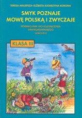 Smyk poznaje mowę polską i zwyczaje 3 Podręcznik Semestr 2