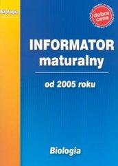 Informator maturalny - biologia
