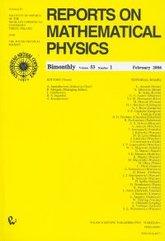 Reports on Mathematical Physics 53/1 wer.kraj.