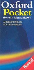 Oxford Pocket Słownik kieszonowy angielsko - polski polsko - angielski