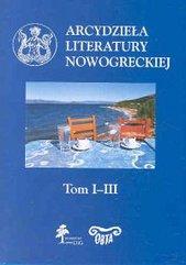 Arcydzieła literatury nowogreckiej Tom 1-3