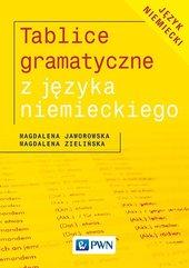 Tablice gramatyczne z języka niemieckiego