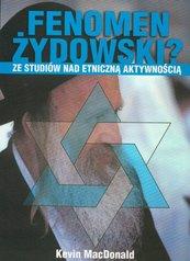 Fenomen żydowski ze studiów nad etniczną aktywnością