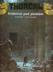 Thorgal Królestwo pod piaskiem Tom 26