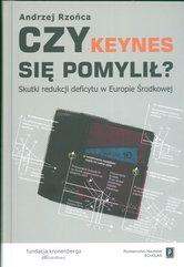 Czy Keynes się pomylił ?