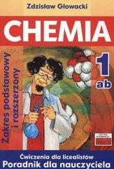 Chemia 1 Ćwiczenia dla licealistów Poradnik dla nauczyciela Zakres podstawowy i rozszerzony