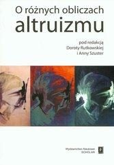 O różnych obliczach altruizmu