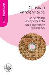 Od papirusu do hipertekstu