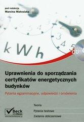 Uprawnienia do sporządzania certyfikatów energetycznych budynków z płytą CD