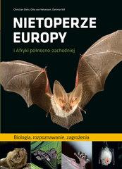 Nietoperze Europy i Afryki pólnocno-zachodniej