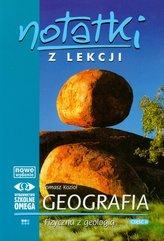 Notatki z lekcji Geografia fizyczna z geologią Część 2