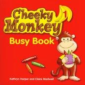 Cheeky Monkey 1 Busy Book