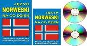 Język norweski na co dzień z płytami CD i MP3 Mini kurs językowy Rozmówki polsko-norweskie