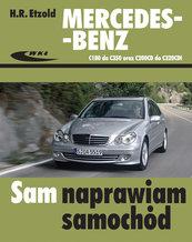 Mercedes-Benz C180 do C350 oraz C200CDI do C320CDI