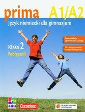 PRIMA 2 Podręcznik z płytą CD